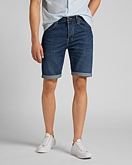 LEE Hawaii Dark 5 Pocket Denim Short