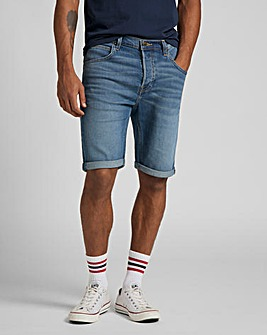 LEE Maui Mid 5 Pocket Denim Short