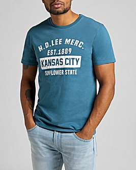 LEE Kansas City Short Sleeve T-Shirt