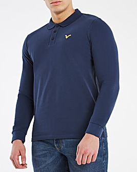 Voi Storm Long Sleeve Polo