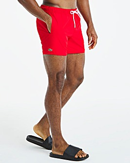 Lacoste Red Classic Swimshort
