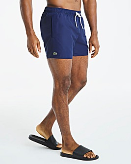 Lacoste Navy Classic Swimshort