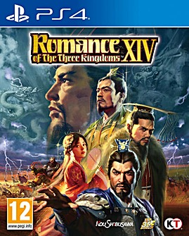 Romance of the Three Kingdoms XIV PS4