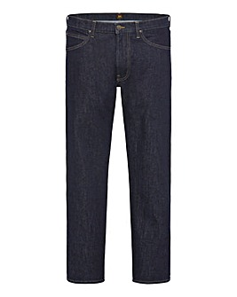 Lee Jeans Luke Tapered Fit Jean Rinse
