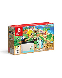 Animal Crossing Ltd Edtn Switch Console
