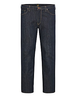 Lee Jeans Daren Rinse Straight Fit Jean