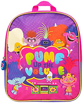 DreamWorks Trolls World Tour Backpack