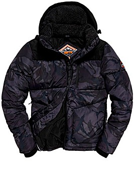 Superdry Camo Expedition Padded Coat