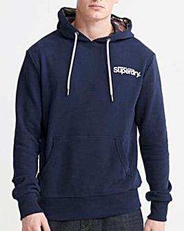 Superdry Logo Loopback Hoodie