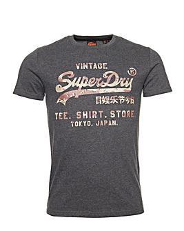 Superdry Vintage Short Sleeve T-Shirt