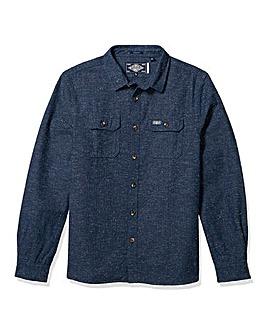 Superdry Indigo Lumberjack Shirt