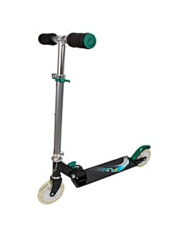 Funbee 2 Wheel Scooter, Flashing Lights