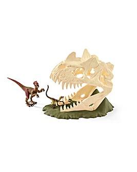 Schleich Dinosaurs Large Skull Trap