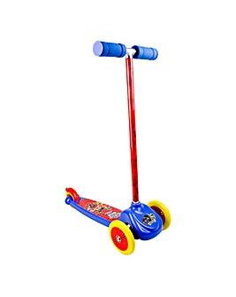 Paw Patrol Kid's 3 Wheel Flex Scooter