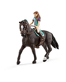 Schleich Horse Club Lisa & Storm Toy