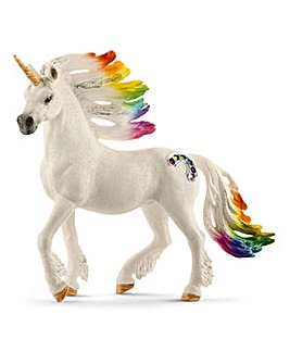 Schleich Bayala Rainbow Unicorn Toy