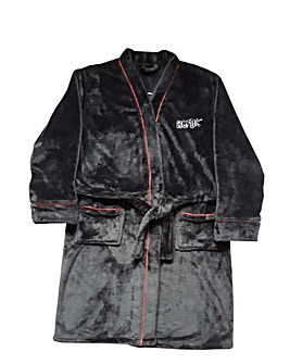 ACDC Fleece Dressing Gown