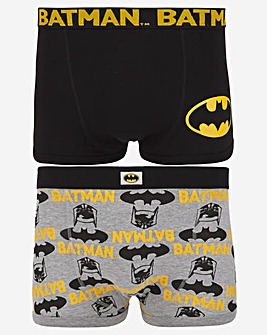 Batman 2 Pack Boxers