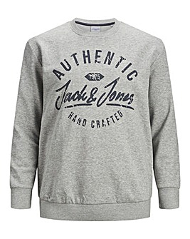 Jack & Jones Hero Crew Neck Sweatshirt