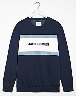 Jack & Jones Shake Crew Sweatshirt