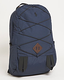 Polo Ralph Lauren Contrast Pony Backpack