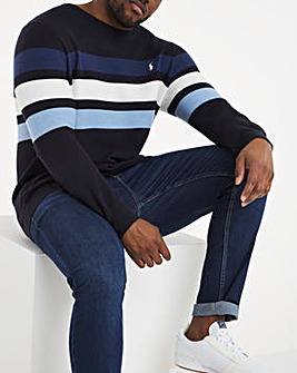 Polo Ralph Lauren Stripe Knitted Jumper