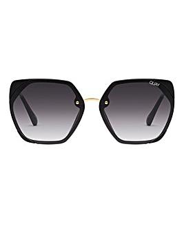 Quay Australia VIP Oversized Sunglasses