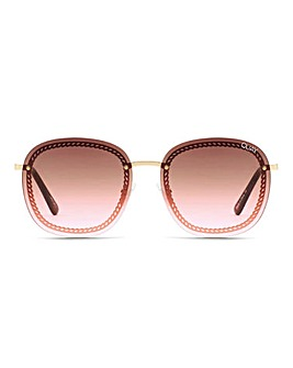 Quay Australia Chain Detail Sunglasses