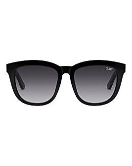Quay Australia Oversized Zues Sunglasses