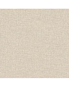 Arthouse Linen Texture Wallpaper