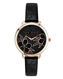 Ted Baker Ladies Hettie Leather Strap Watch