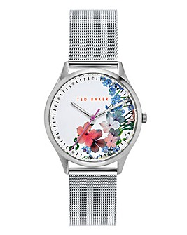 Ted Baker Ladies BelgraVia Mesh Strap Watch