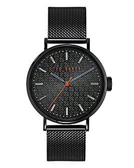 Ted Baker Gents Mimosaa Mesh Strap Watch