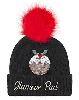 Glampud Pom Pom Hat