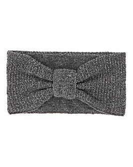 Sparkle Knitted Headband