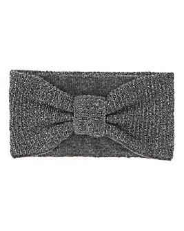 Sparkle Knitted Headband
