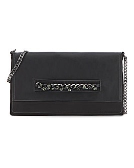 Joanna Hope Crystal Clutch Bag
