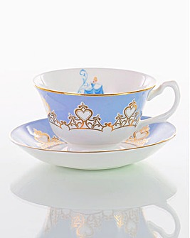 Cinderella Cup and Saucer Set