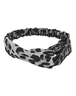 Leopard Print Soft HeadBand