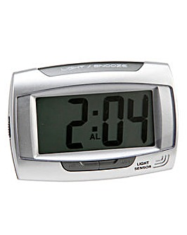 LCD Alarm Clock LED Backlight
