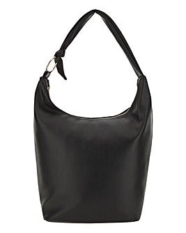Oversized Slouch Hobo Bag