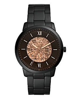 Fossil Neutra Black Bracelet Watch