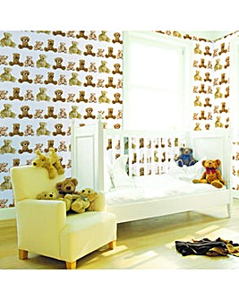 Teddy Bears Wallpaper