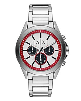 Armani Exhange Chronograph Drexler Watch
