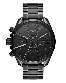 Diesel Chronography Black Bracelet Watch