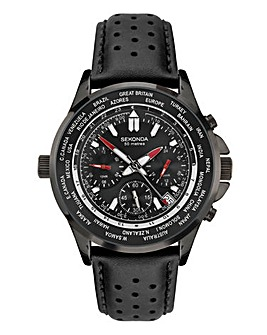 Sekonda Mens Chronograph Watch