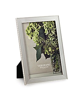 Vera Wang With Love Silver 5x7 Frame