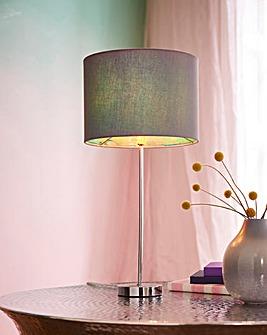 Keisha Iridescent Table Lamp