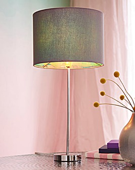 Keisha Iridescent Table Lamp