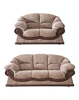 Warwick 3 Plus 2 Seater Sofas